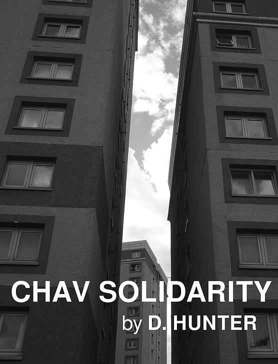 Chav Solidarity by D. Hunter