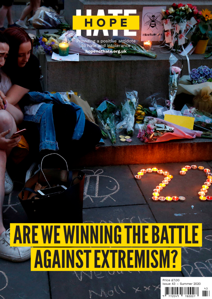 Hope not Hate #43 – Are we winning the battle against extremism?