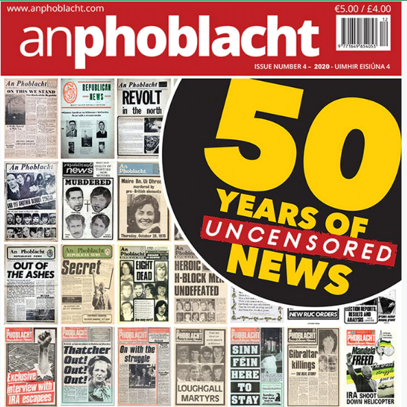 An Phoblacht #4 -50 Anniversary Issue