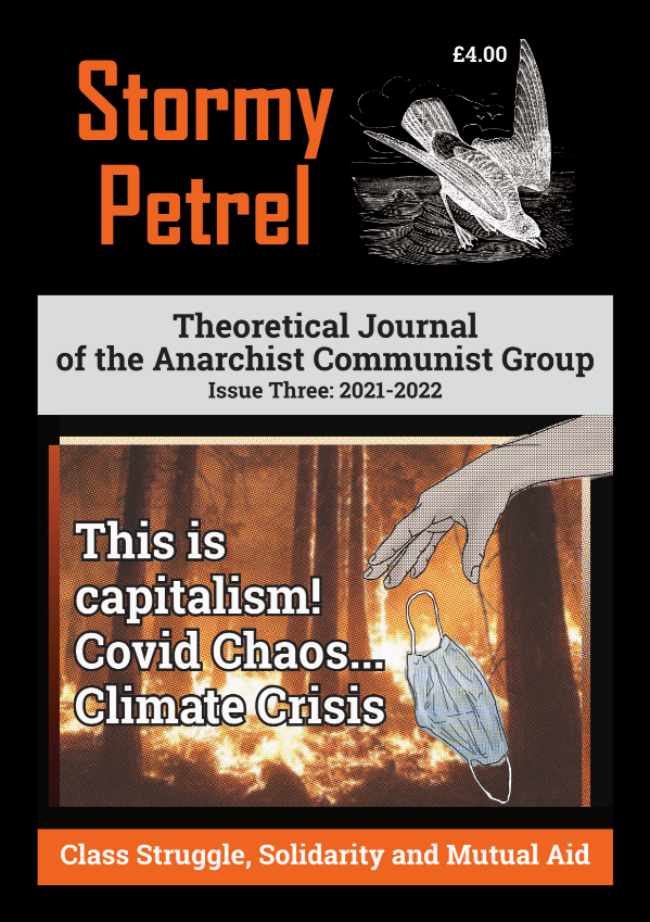 Stormy Petrel -The Theoretical Journal of the Anarchist Communist Group #3