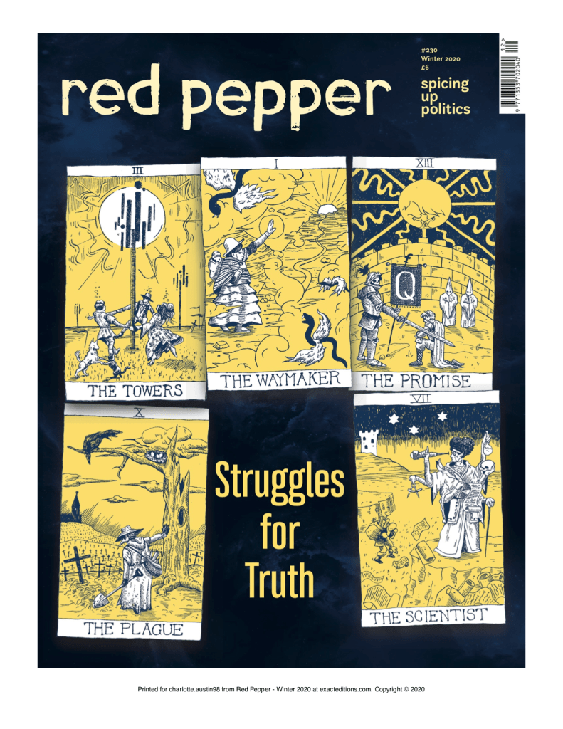 Red Pepper #230 – Struggles for Truth