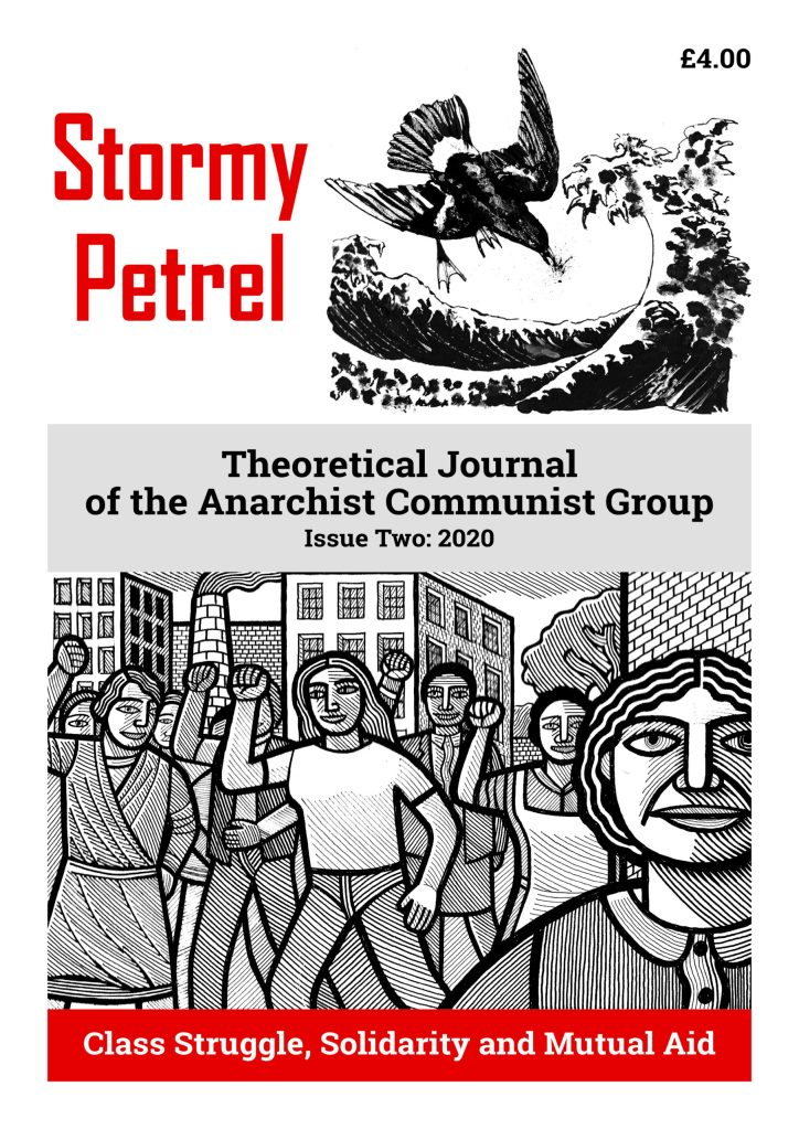 Stormy Petrel -The Theoretical Journal of the Anarchist Communist Group #2