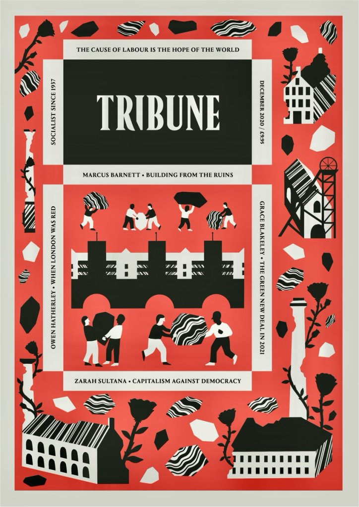 Tribune Autumn 20 – Building the Ruins