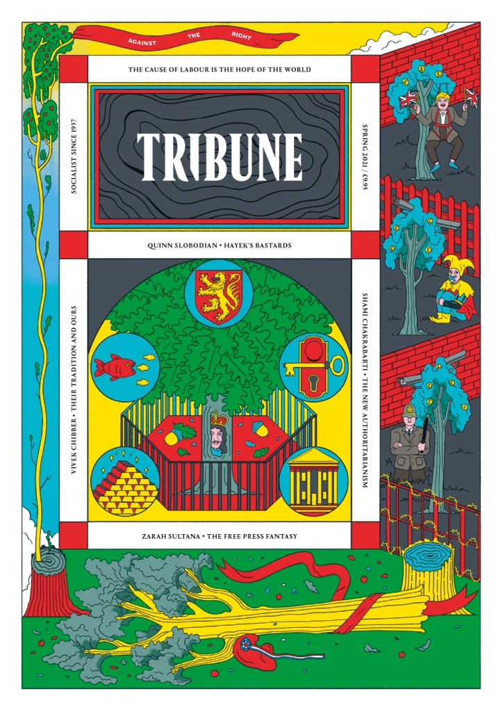 Tribune Spring 21 – Against the Right