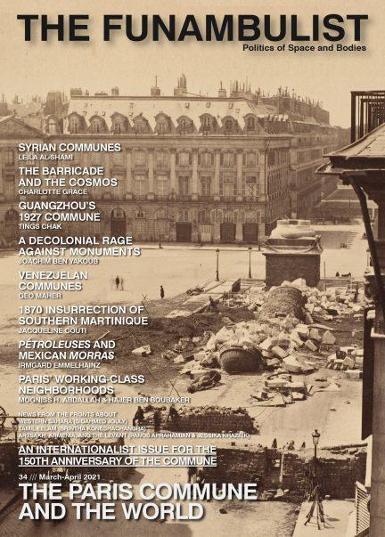 The Funambulist #34 – The Paris Commune and the World