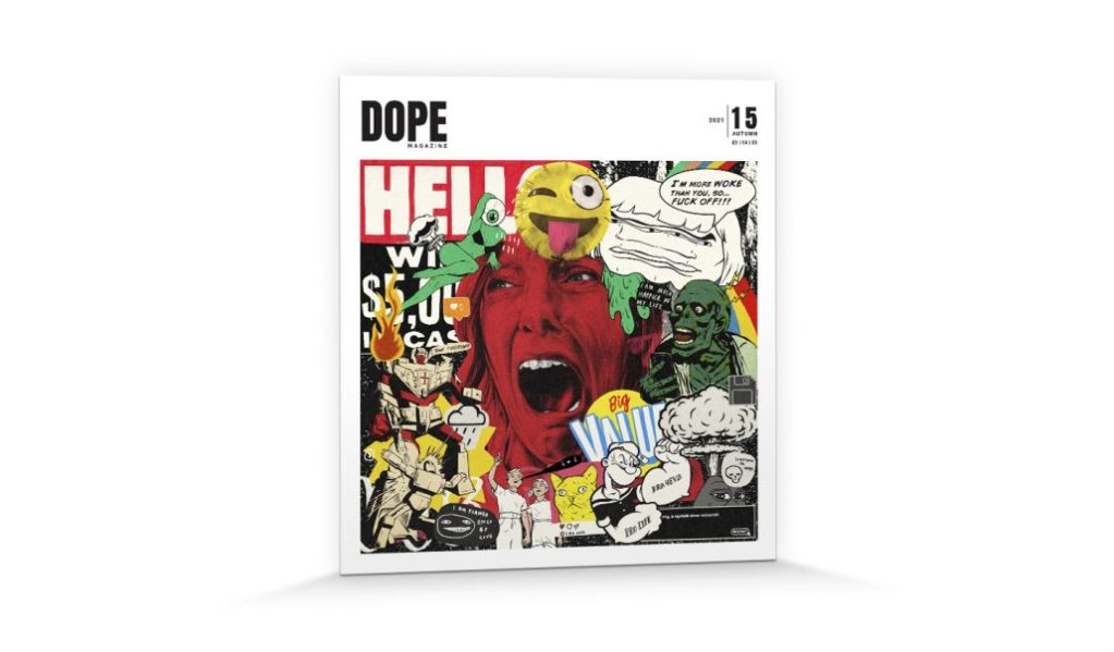 DOPE Magazine #15 Autumn 2021
