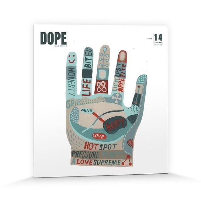 DOPE Magazine #14 Summer 2021
